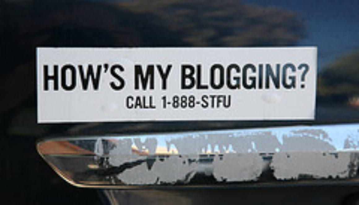 What kind of blog am I?